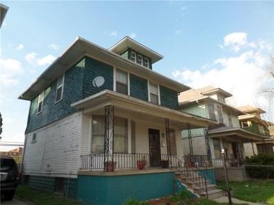 1224 Pingree Street St, Detroit, MI 48202 - #: 21115485