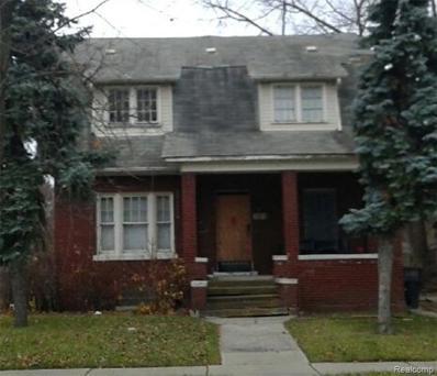 1371 Seward St, Detroit, MI 48202 - #: 21249246