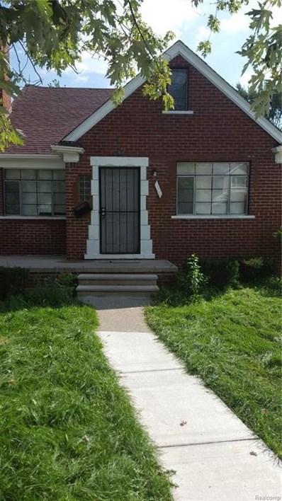 19346 Revere St, Detroit, MI 48234 - #: 21360268