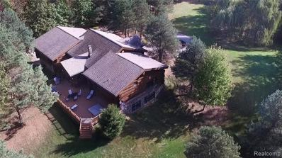 4340 Lahring Rd, Holly, MI 48442 - #: 21367523
