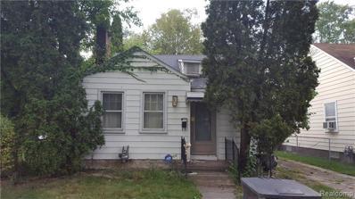 18637 Riverview St, Detroit, MI 48219 - #: 21378745