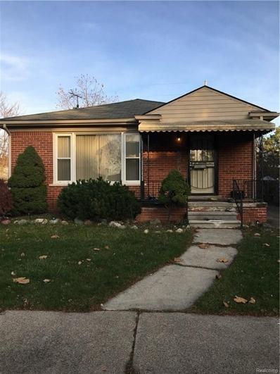 6250 Rosemont Ave, Detroit, MI 48228 - #: 21395038