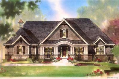 2806 Turtle Grove Crt, Bloomfield Hills, MI 48302 - #: 21401717