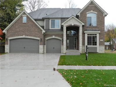 2701 Brooke View Lane, Troy, MI 48085 - #: 21402564