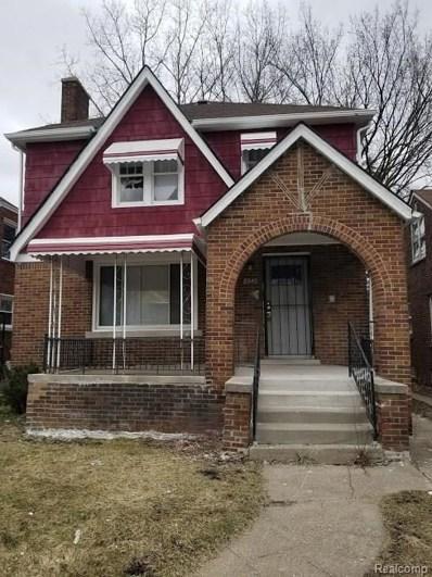 8546 Indiana St, Detroit, MI 48204 - #: 21424768