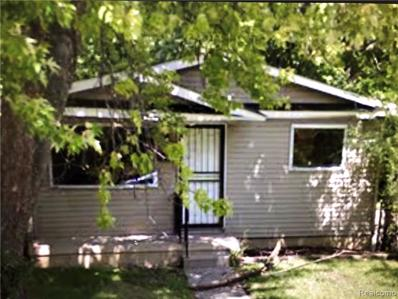 349 E Lorado Ave, Flint, MI 48505 - #: 21426999
