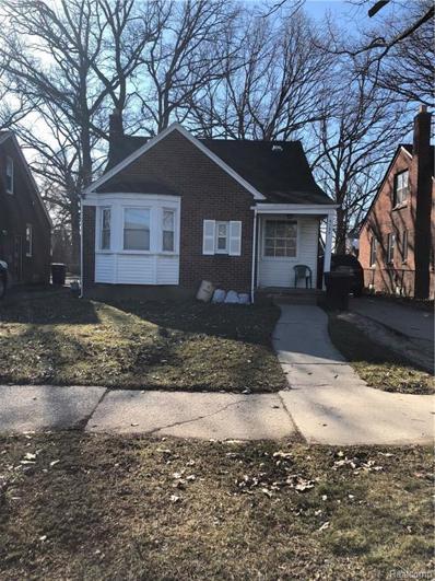 19735 Coyle St, Detroit, MI 48235 - #: 21428309