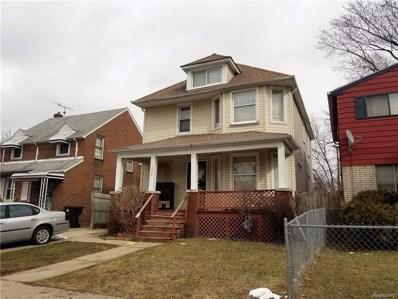 9324 Mendota St, Detroit, MI 48204 - #: 21430293