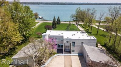 25894 East River, Grosse Ile, MI 48138 - #: 21434250