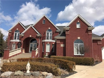 3425 Sandy Ridge Crt, Shelby Twp, MI 48316 - #: 21437681