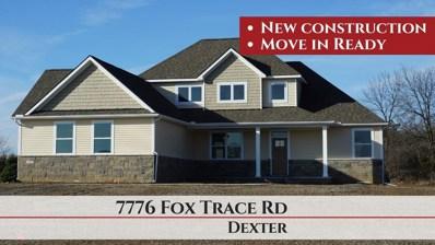 7776 Fox Trace Rd, Dexter, MI 48130 - #: 21440061
