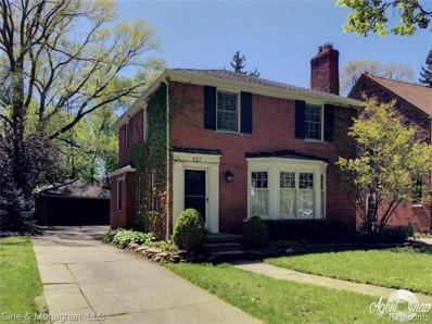 427 Maison Rd, Grosse Pointe, MI 48236 - #: 21440505