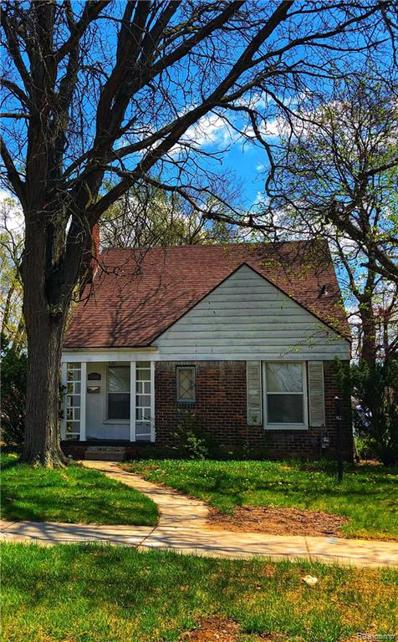 19300 Westmoreland Rd, Detroit, MI 48219 - #: 21448062
