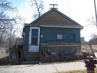 2041 Elm, Detroit, MI 48216 - #: 21449711