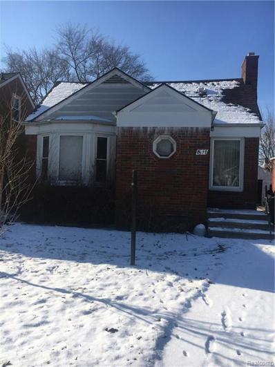 8317 Sussex St, Detroit, MI 48228 - #: 21451401