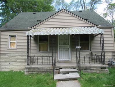 16129 Chatham St, Detroit, MI 48219 - #: 21457881