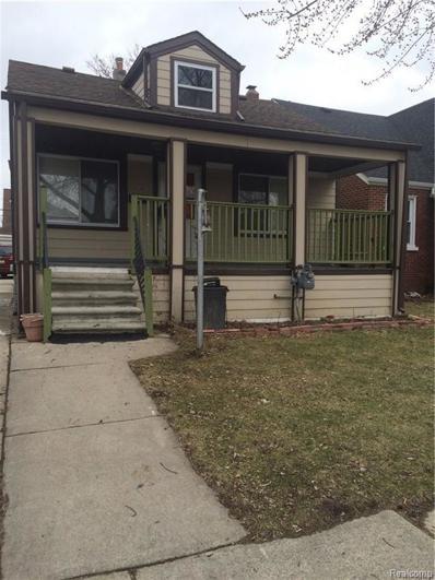 5272 Maple St, Dearborn, MI 48126 - #: 21459796