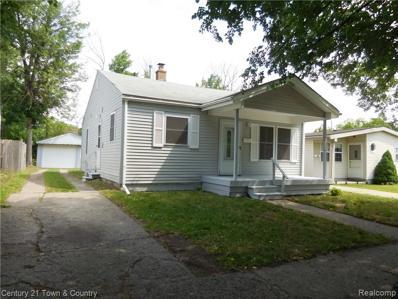 1739 E Pearl Ave, Hazel Park, MI 48030 - #: 21463025