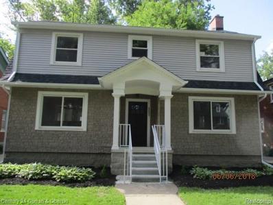 22623 Alexandrine St, Dearborn, MI 48124 - #: 21464016