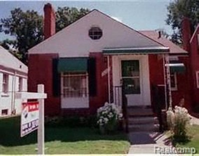 16780 Rutherford St, Detroit, MI 48235 - #: 21464669