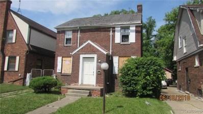 8349 Cloverlawn St, Detroit, MI 48204 - #: 21465794