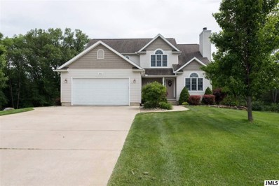 4052 Kingston Ct, Jackson, MI 49203 - #: 21466346