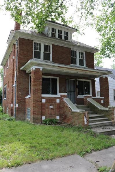 7318 Woodmont Ave, Detroit, MI 48228 - #: 21466590