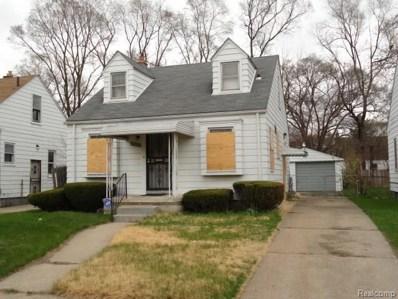 19312 Harlow St, Detroit, MI 48235 - #: 21466639