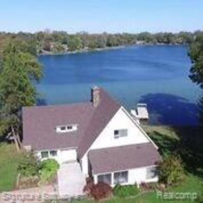 6390 Commerce Road, West Bloomfield, MI 48324 - #: 21469158