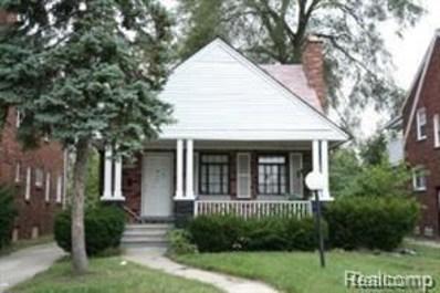 18061 Kentucky St, Detroit, MI 48221 - #: 21469748