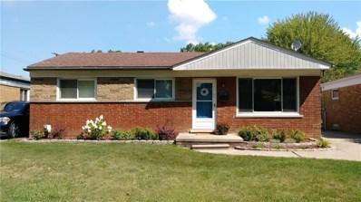 20325 Ardmore Park Dr, Saint Clair Shores, MI 48081 - #: 21471364
