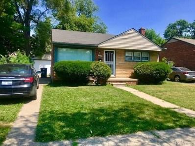 19346 Evergreen Rd, Detroit, MI 48219 - #: 21474198