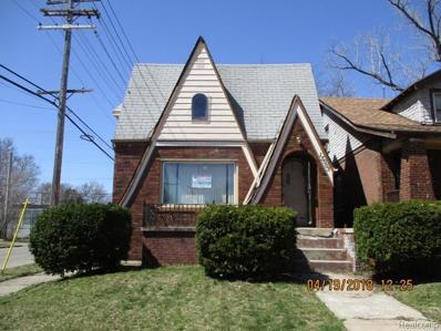 15003 Manor St, Detroit, MI 48238 - #: 21475264