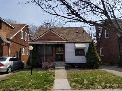 8294 Northlawn St, Detroit, MI 48204 - #: 21476509