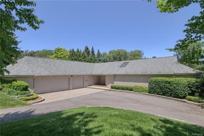 3684 Wabeek Lake Dr W, Bloomfield Hills, MI 48302 - #: 21476730