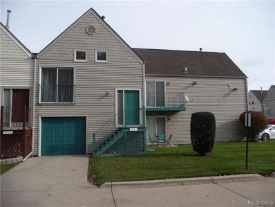 5711 Fox Hill Dr, Sterling Heights, MI 48310 - #: 21478087
