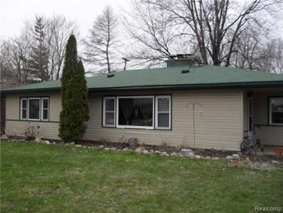 1620 Grange Rd, Trenton, MI 48183 - #: 21479997