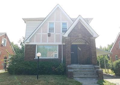 19142 Gallagher St, Detroit, MI 48234 - #: 21482358