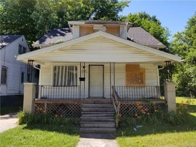 18919 Riverview St, Detroit, MI 48219 - #: 21483730
