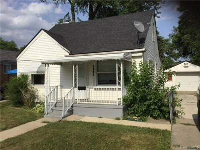 4995 Jackson St, Dearborn Heights, MI 48125 - #: 21484012
