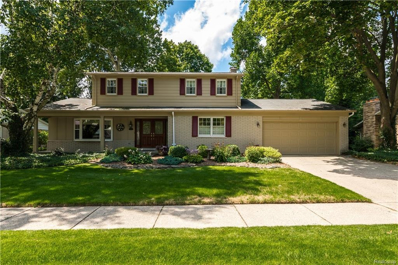10527 Brookwood Dr, Plymouth, MI 48170 - #: 21484992