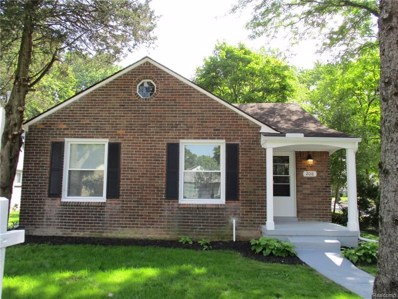 2018 Mortenson Blvd, Berkley, MI 48072 - #: 21485962