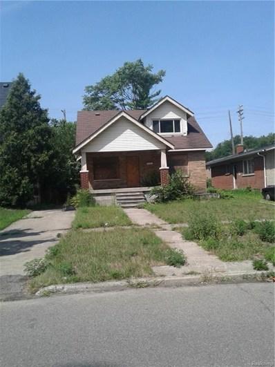 16515 Inverness, Detroit, MI 48221 - #: 21486151