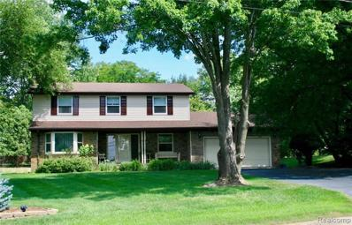 5311 Red Fox Dr, Brighton, MI 48114 - #: 21486986