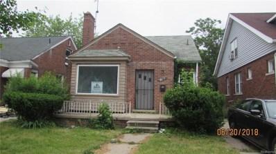 Cloverlawn St, Detroit, MI 48204 - #: 21490195