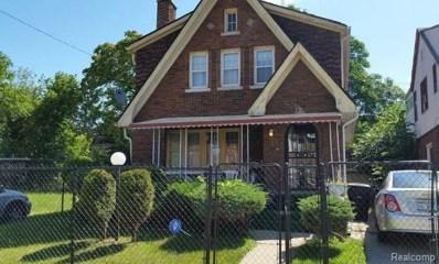 13932 Roselawn St, Detroit, MI 48238 - #: 21490295