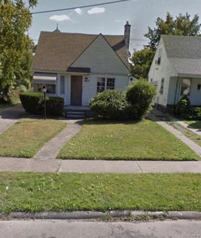15894 Lappin St, Detroit, MI 48205 - #: 21491290