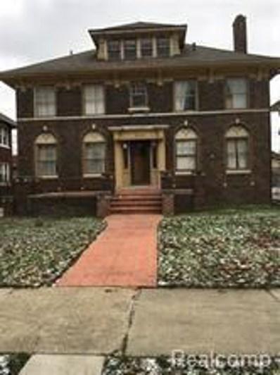 1949 Longfellow, Detroit, MI 48206 - #: 21492456