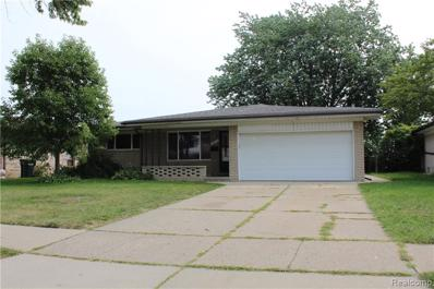 35312 Dearing Dr, Sterling Heights, MI 48312 - #: 21492471