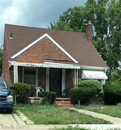 8712 Orangelawn St, Detroit, MI 48204 - #: 21493401